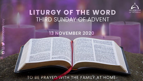 Liturgy of the Word - Third Sunday in Advent