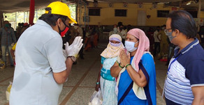 Outreach Programmes during the Corona Virus Pandemic