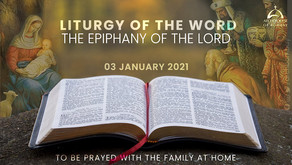 Liturgy of the Word - January 3 - Epiphany