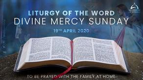 Liturgy of the Word: Divine Mercy Sunday
