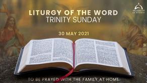 Liturgy - May 30, 2021 - Trinity Sunday