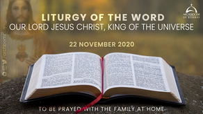 Liturgy of the Word - Christ the King