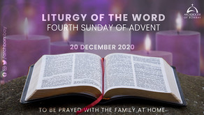 Liturgy of the Word - Fourth Sunday in Advent