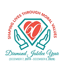 Our Lady's Home Diamond Jubilee Logo_100