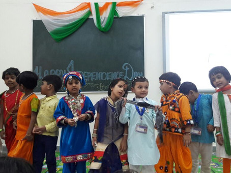 Independence Day 2017 Celebrations