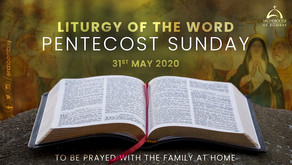 Liturgy of the Word - Pentecost Sunday