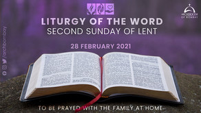 Liturgy of the Word - February 28