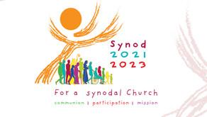 Synod 2021 - Prayer