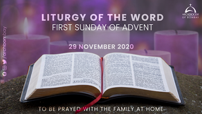 Liturgy of the Word - First Sunday in Advent