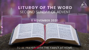 Liturgy of the Word - Second Sunday in Advent
