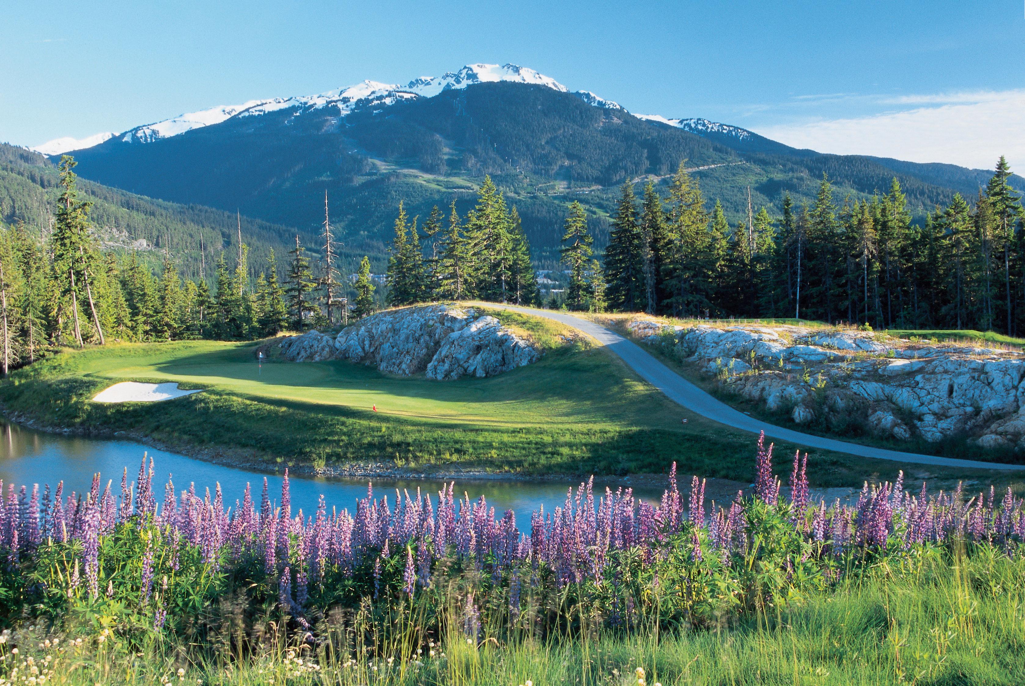 Fairmont-Whistler-Golf-Resort