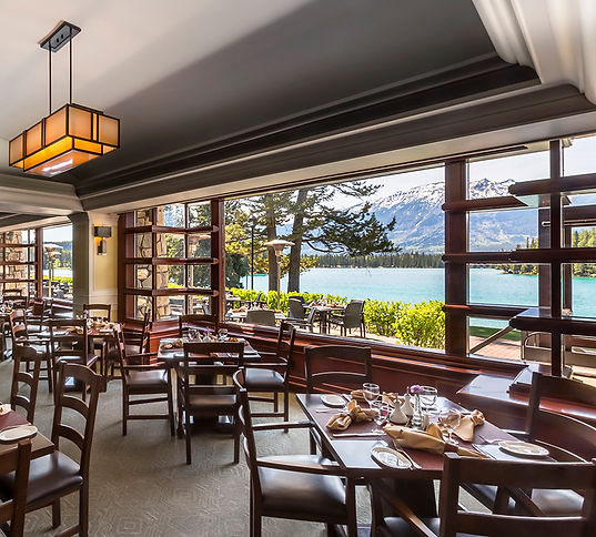 ORSO Italian Restaurant at Fairmont Jasper Park Lodge