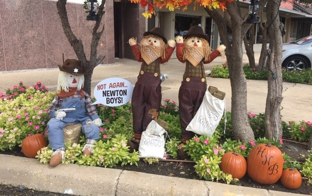 Fall Frenzy Scarecrow Competition!