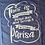 Thumbnail: Midnight Blue Crew Neck God's Country Parisa T-Shirt