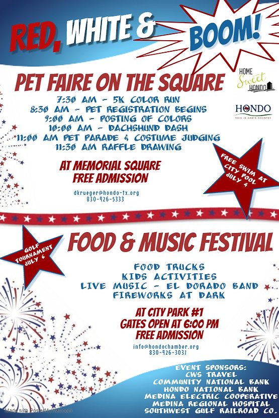 Railroad Square Music Festival 2020 Celebrate Your 4th of July in God's Country!