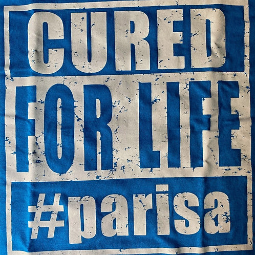 Cured for Life! Parisa T-Shirt