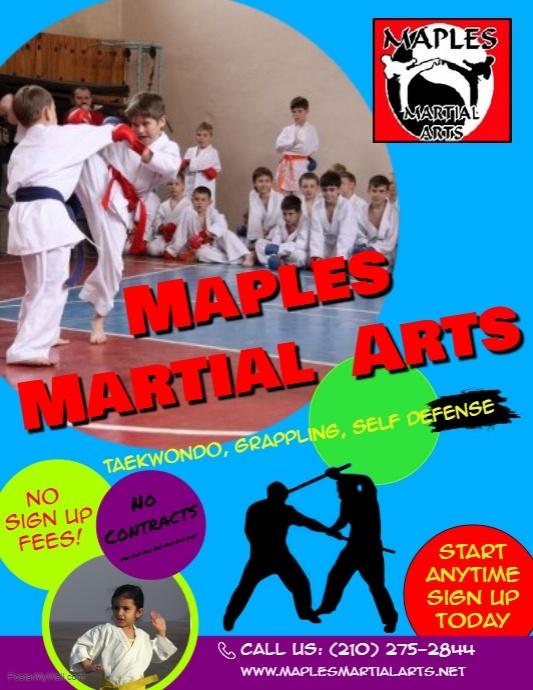 Maples Martial Arts