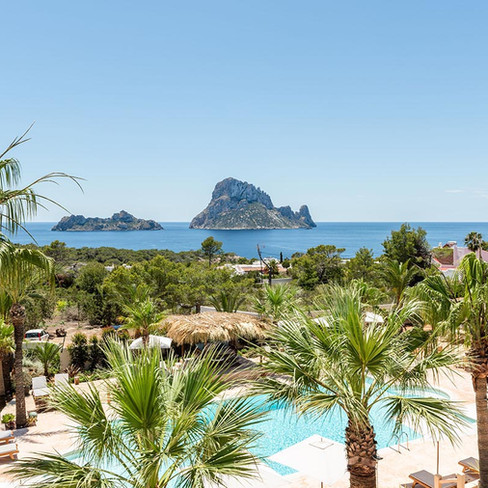 Petunia Ibiza Hotel - Unique Views