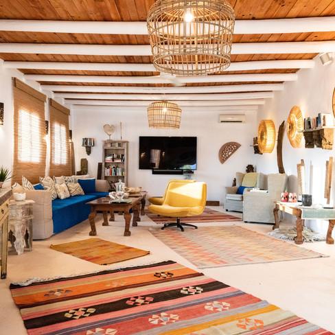 Petunia Ibiza Hotel - Living Room