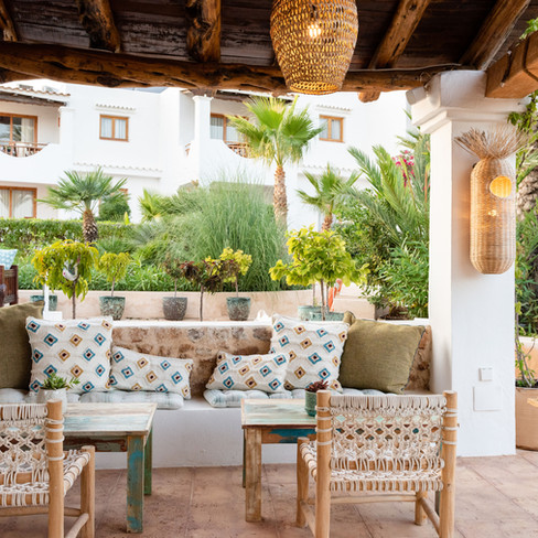 Petunia Ibiza Hotel - Lounge By The Wood Oven