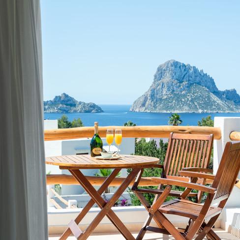 Petunia Ibiza Hotel - Es Vedra Junior Suite