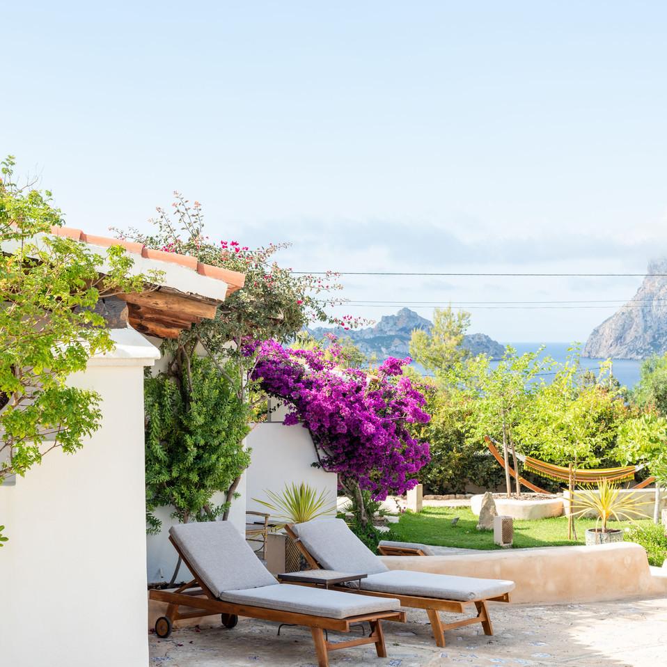 Petunia Ibiza Hotel - Private Sun-beds