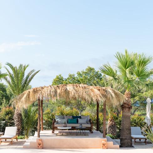Petunia Ibiza Hotel - Chillout Spots