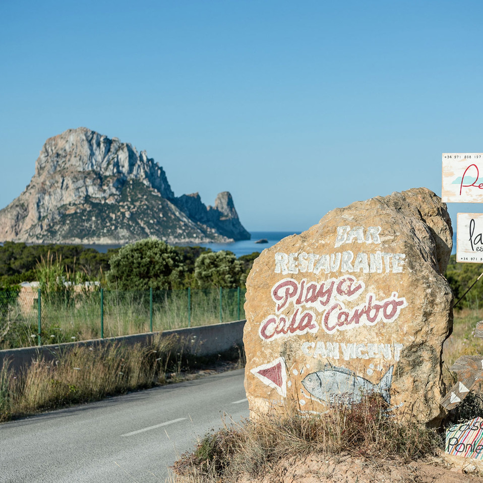 Petunia Ibiza Hotel - Directions