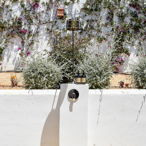 Petunia Ibiza Hotel - Garden Junior Suite Outdoor Shower