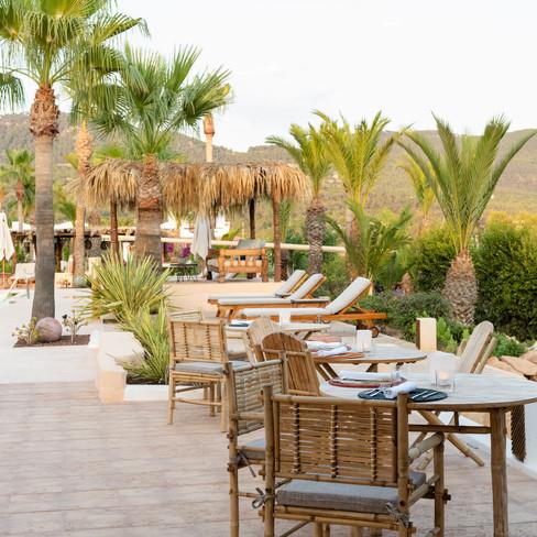 Petunia Ibiza Hotel - The Wood Oven