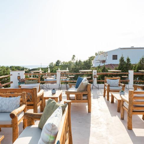 Petunia Ibiza Hotel - Rooftop Views