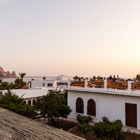 Petunia Ibiza Hotel - Sunset Rooftop