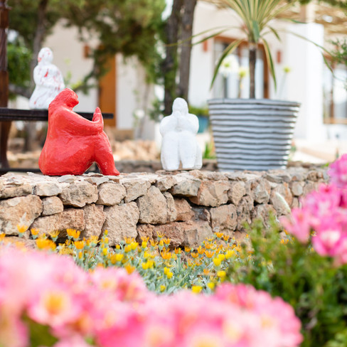 Petunia Ibiza Hotel - Garden Surprises