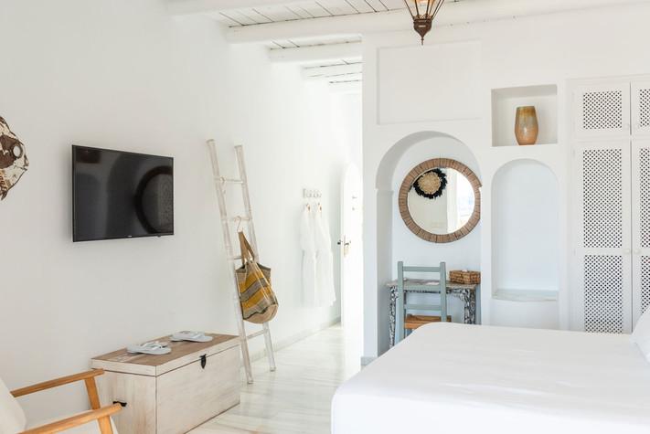 Calming interiors
