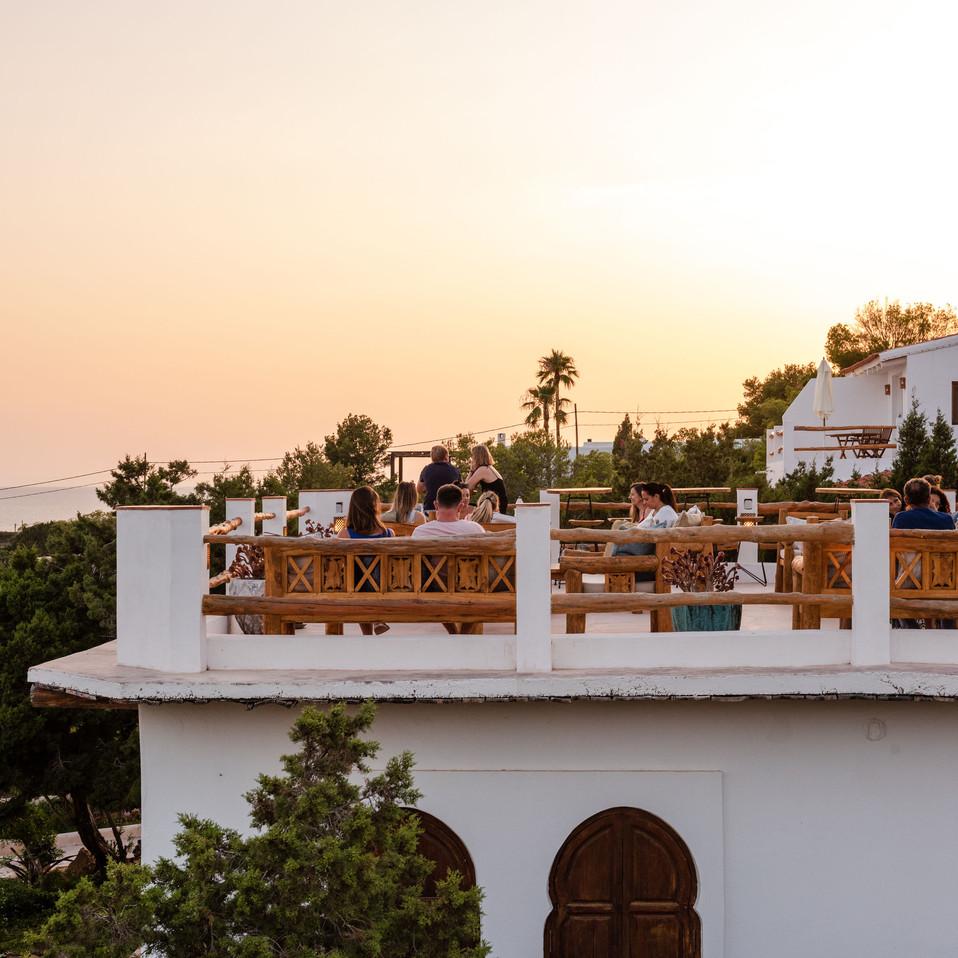 Petunia Ibiza Hotel - Sunset Evenings