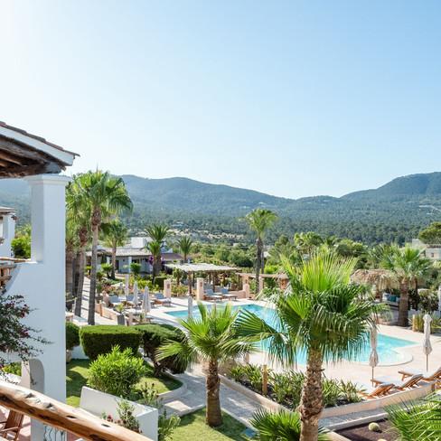 Petunia Ibiza Hotel - Sea View Deluxe Suite