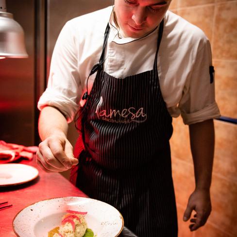 Petunia Ibiza Hotel - Chef Lorenzo La Mesa Escondida