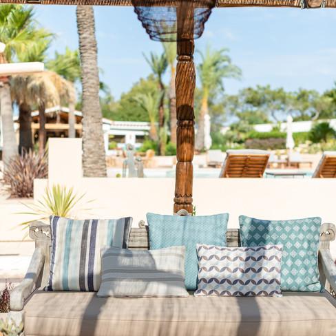 Petunia Ibiza Hotel - Chillout Area