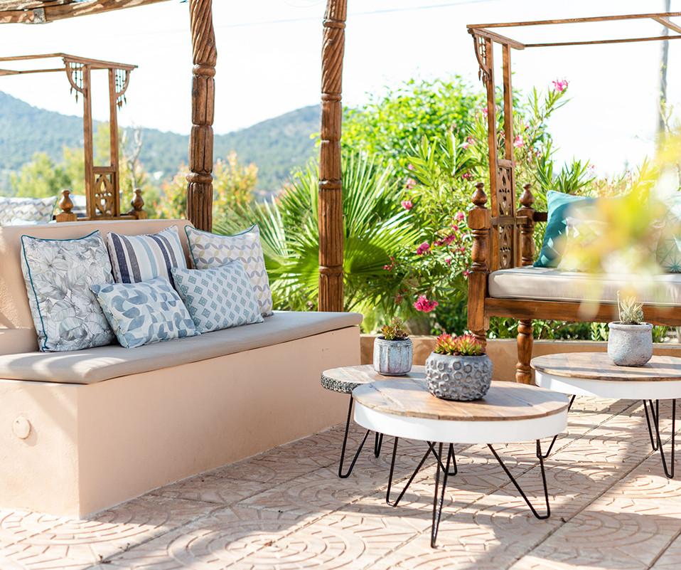 Petunia Ibiza Hotel - Chillout Areas