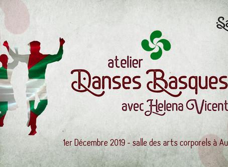 Stage de danses basques