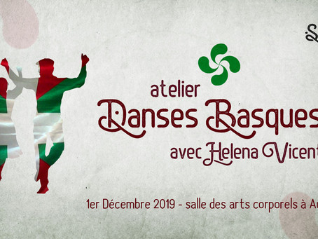 Stage de danses basques