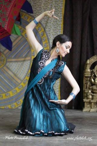 Bollywood - Charline avec l'association Mozaïka (Pau)