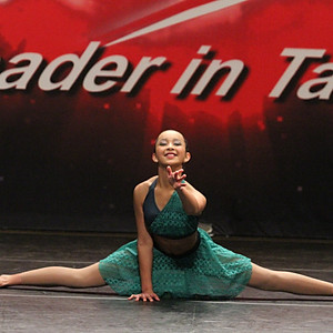 Starpower Competition Solo Kylie