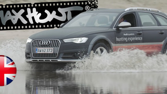 Testing the Audi A6 Allroad!