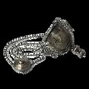 Серебряная лампада