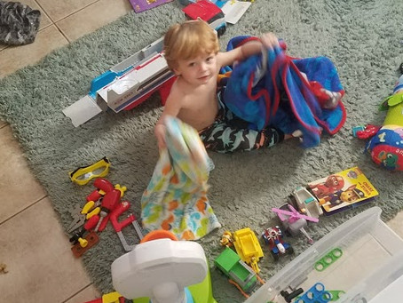 The Importance of Teaching Children to Clean Up Their Mess