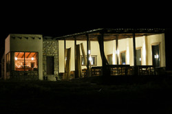 Our Restaurant (at Night)