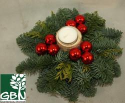 Tischgesteck rund | Advent