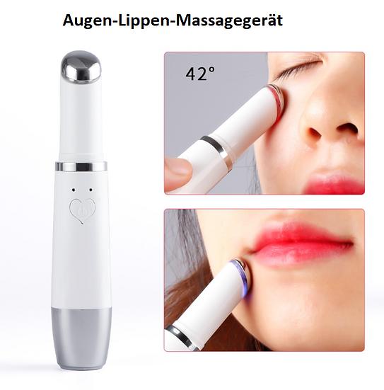 Augen-Lippen-Massagegerät