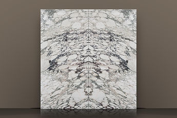 Calacatta Viola Monet Bookmatched Honed Marble Slab